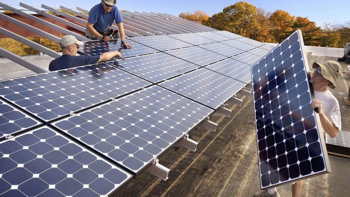 pin năng lượng mặt trời có bị hư hỏng không