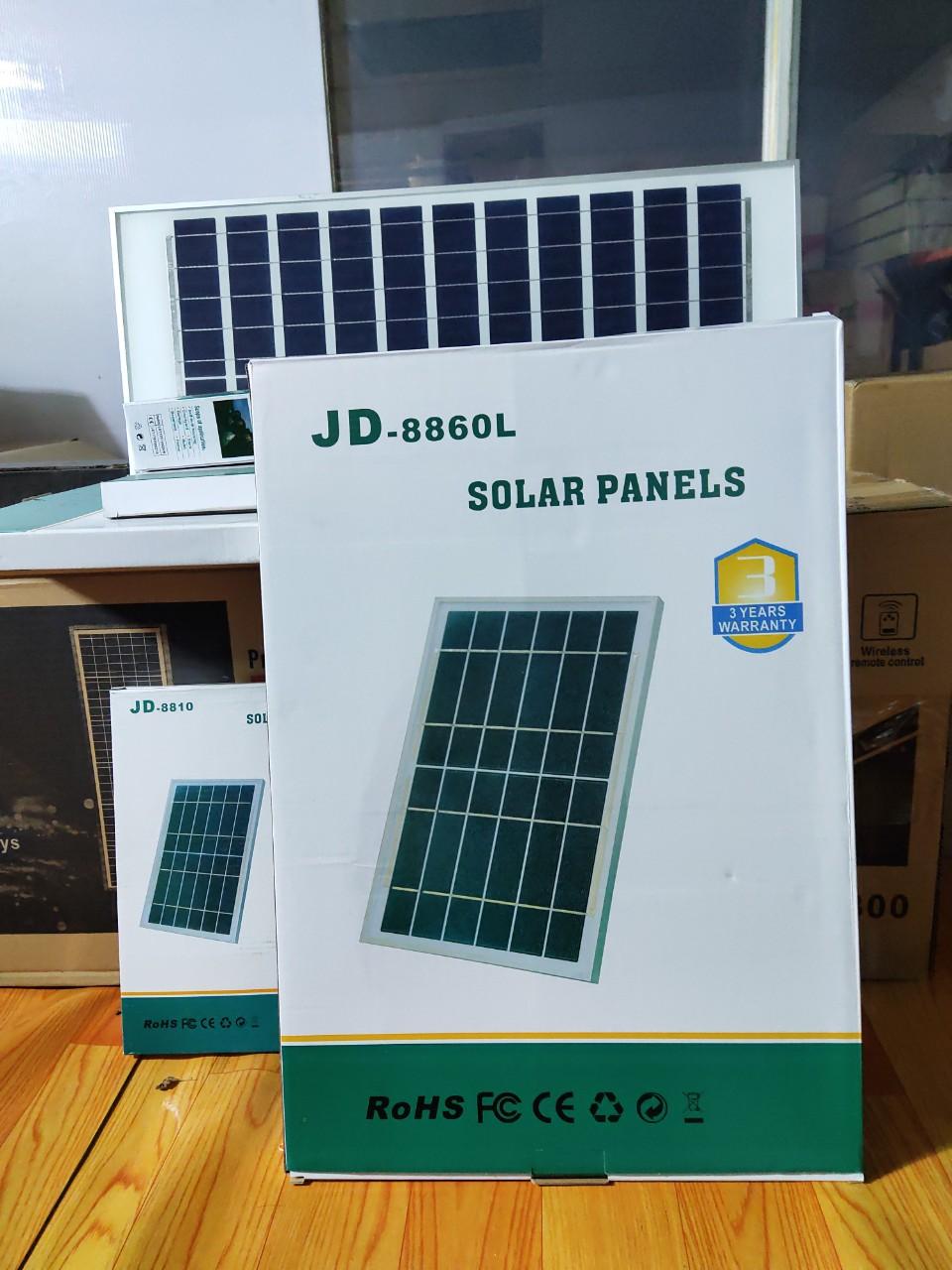 Chứng nhận RoHS trên đèn năng lượng mặt trời Jindian