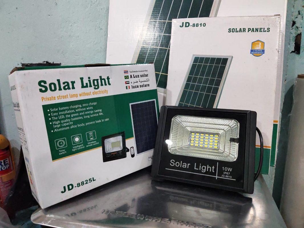 đèn năng lượng mặt trời tiếng Trung là gì, một số từ tiếng Hoa về NLMT